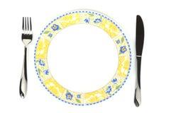 Jantar de espera Imagem de Stock Royalty Free