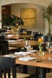 Jantar do restaurante imagem de stock royalty free