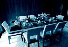 Jantar elegante imagens de stock royalty free