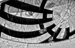 Jantar Mantar,斋浦尔印度 库存图片