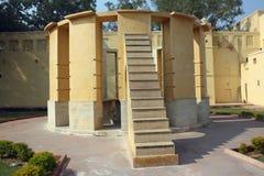 Jantar Mantar à Jaipur (Inde) Photographie stock