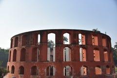 Jantar Mantar, Νέο Δελχί, Ινδία στοκ εικόνες με δικαίωμα ελεύθερης χρήσης