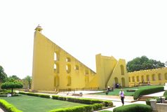 Jantar Mantar Imagens de Stock