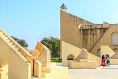 Jantar Mantar Arkivbild
