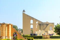 Jantar Mantar Stockbild