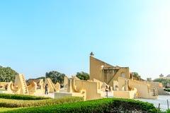 Jantar Mantar Lizenzfreie Stockbilder