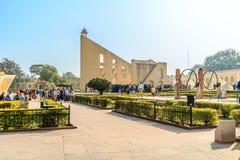 Jantar Mantar Stockfoto