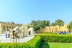 Jantar Mantar Lizenzfreie Stockfotografie