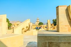 Jantar Mantar foto de stock royalty free