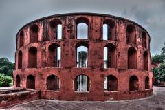 Jantar Mantar - ancient observatory Royalty Free Stock Photography