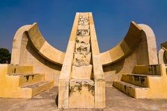 Jantar Mantar Beobachtungsgremium Stockfotografie