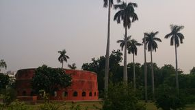 Jantar Mantar. A historical place at new delhi Royalty Free Stock Images