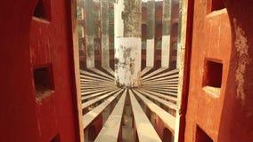 Jantar Mantar - India stock footage