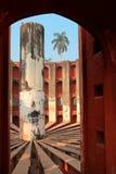 Jantar Mantar - Indien Lizenzfreie Stockbilder
