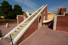 Jantar Mantar jaipur Раджастхан Индия стоковое фото