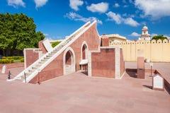 Jantar Mantar, Jaipur Fotografia de Stock Royalty Free