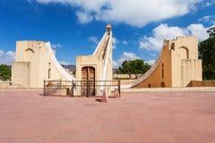 Jantar Mantar, Jaipur Royalty Free Stock Photos