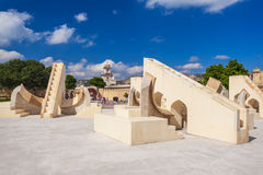 Jantar Mantar, Jaipur Royalty Free Stock Images