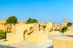 Jantar Mantar Stock Photo