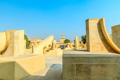Jantar Mantar Royalty Free Stock Photos