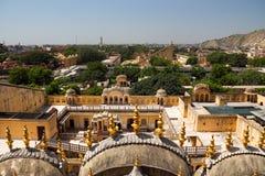 Jantar Mantar of Jaipur Royalty Free Stock Photo