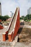 Jantar Mantar, la Nouvelle Delhi Photos stock