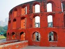 The Jantar Mantar, New Delhi, India Royalty Free Stock Image