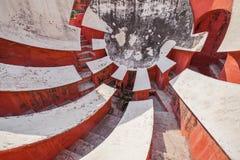 The Jantar Mantar Stock Photography