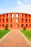 Jantar Mantar, New Delhi Royalty-vrije Stock Afbeeldingen