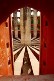 Jantar Mantar, New Delhi Stock Images