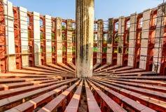 The Jantar Mantar in New Delhi Stock Image
