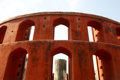 Jantar Mantar, Nuova Delhi Fotografia Stock