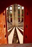 Jantar Mantar, Nuova Delhi Immagini Stock
