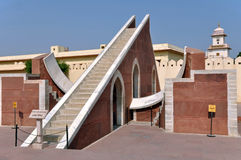 Jantar Mantar Observatory Royalty Free Stock Images
