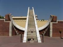 Jantar Mantar Observatory. In Jaipur, Rajasthan, India Stock Photo
