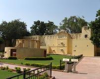 Jantar Mantar Observatory. In Jaipur, Rajasthan, India Stock Photos
