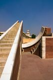 Jantar Mantar observatory Royalty Free Stock Photo