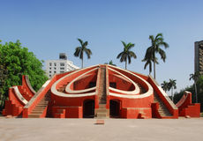 Free Jantar Mantar Observatory Stock Photography - 5126812