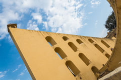 Jantar Mantar Observatory Royalty Free Stock Photography