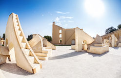Jantar Mantar observatory Stock Photography