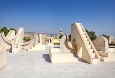 Jantar Mantar observatory Royalty Free Stock Images