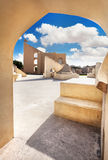 Jantar Mantar observatory Royalty Free Stock Photos