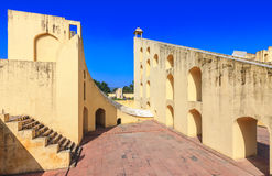 Jantar Mantar observatory complex in Jaipur, Rajasthan, India, A Royalty Free Stock Image