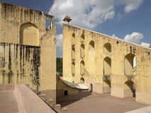 Jantar Mantar Observatory - Jaipur - India Stock Images