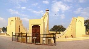 Jantar Mantar Observatory. Jaipur, India Royalty Free Stock Image