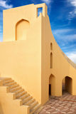 Jantar Mantar Observatory. Jaipur, India Royalty Free Stock Photos
