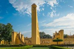 Jantar Mantar Observatory - Jaipur, India Royalty Free Stock Photos