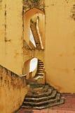 Jantar Mantar. Observatory ,Jaipur,Rajasthan royalty free stock images