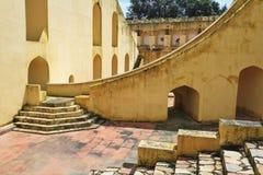 Jantar Mantar. Observatory ,Jaipur,Rajasthan royalty free stock photos