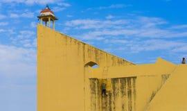 jantar mantar obserwatorium Zdjęcie Stock